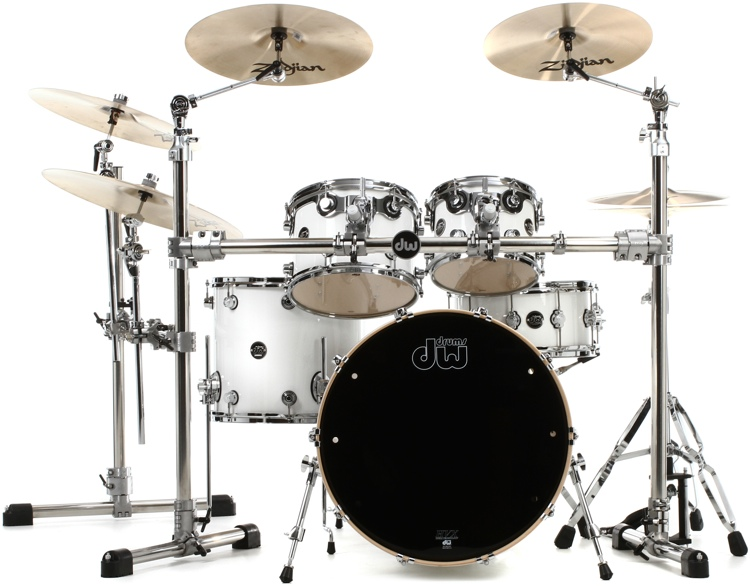 DW Performance Series 4-piece Shell Pack - 22