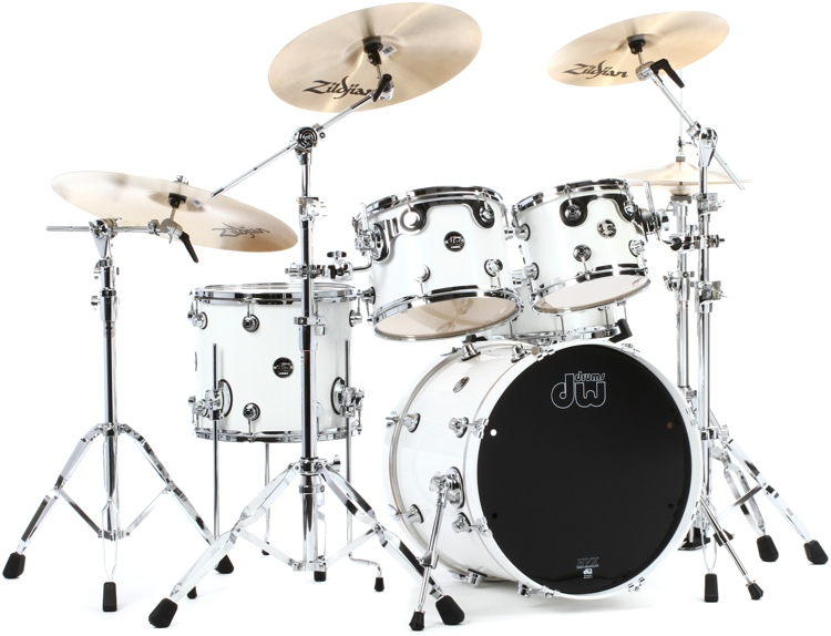 DW Performance Series 5-piece Shell Pack With Snare Drum - 20