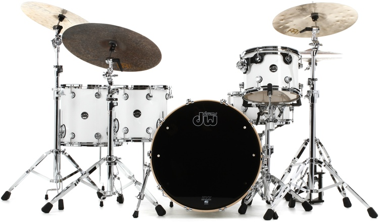DW Performance Series 5-piece Rock Shell Pack with Snare - 22