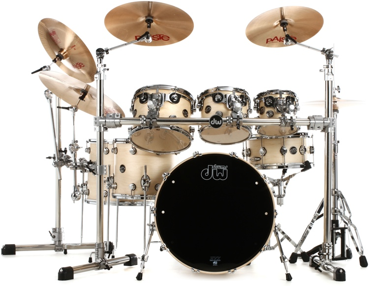 DW Performance Series 7-piece Shell Pack with Snare - 20