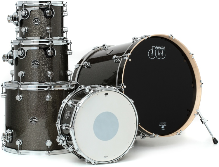 DW Performance Series 5-Piece Fusion Shell Pack - 22