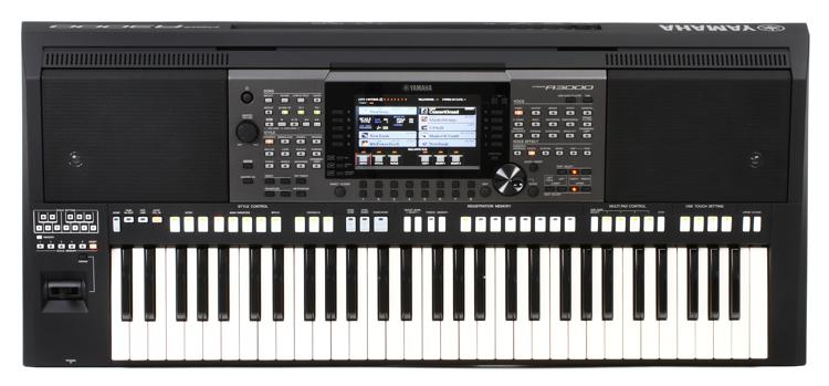 Yamaha PSR-A3000 61-key World Arranger image 1