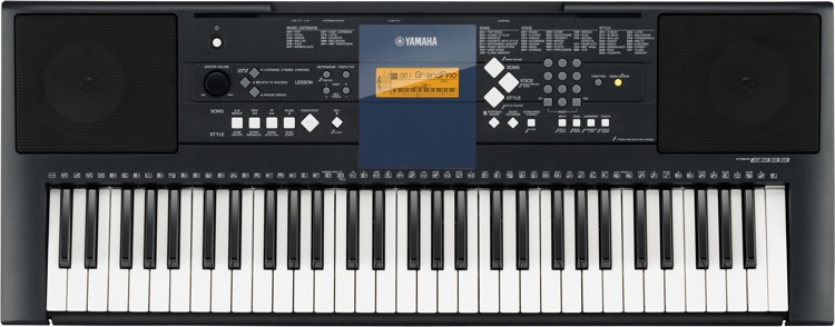 Yamaha PSR-E333 image 1