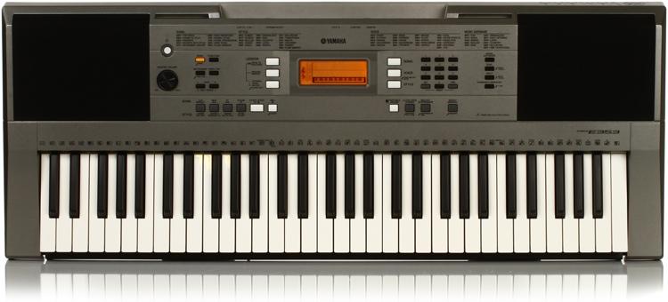 Yamaha PSR-E353 61-key Portable Arranger image 1