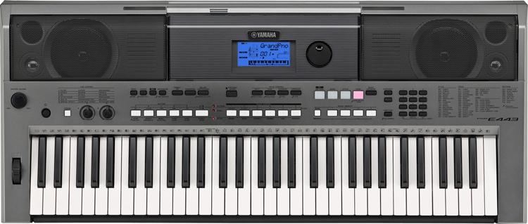 Yamaha PSR-E443 61-key Portable Arranger image 1