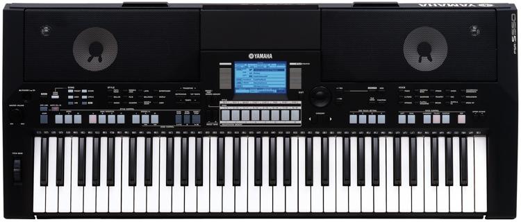 Yamaha PSR-S550B image 1