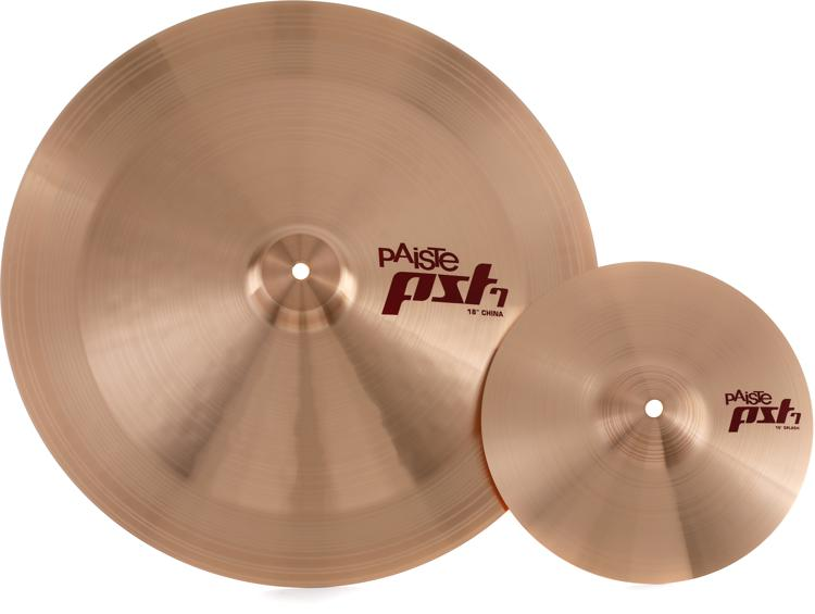 Paiste PST 7 Effects Cymbal Pack - Effects image 1