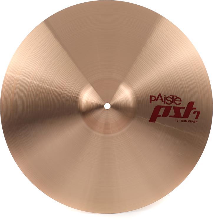 Paiste PST 7 Thin Crash - 18