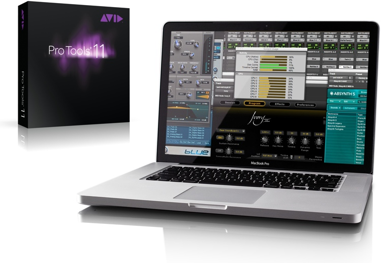 Avid Pro Tools HD 11 - Upgrade from Pro Tools HD 10 (download) image 1