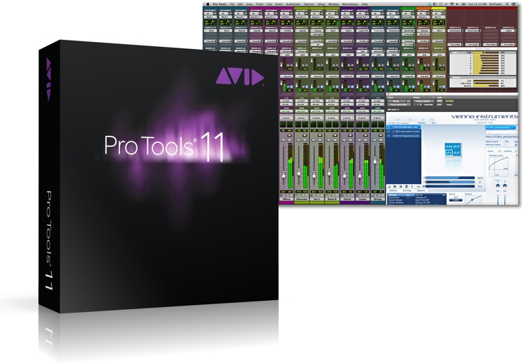 Avid Pro Tools 11 for Teachers - Upgrade from Pro Tools LE (download) image 1