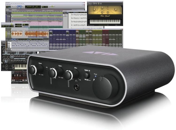 Avid Pro Tools 11 with Mbox 3 Mini image 1