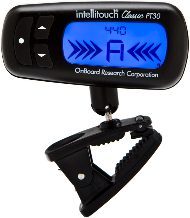 Intellitouch PT30 Classic Clip On Tuner image 1