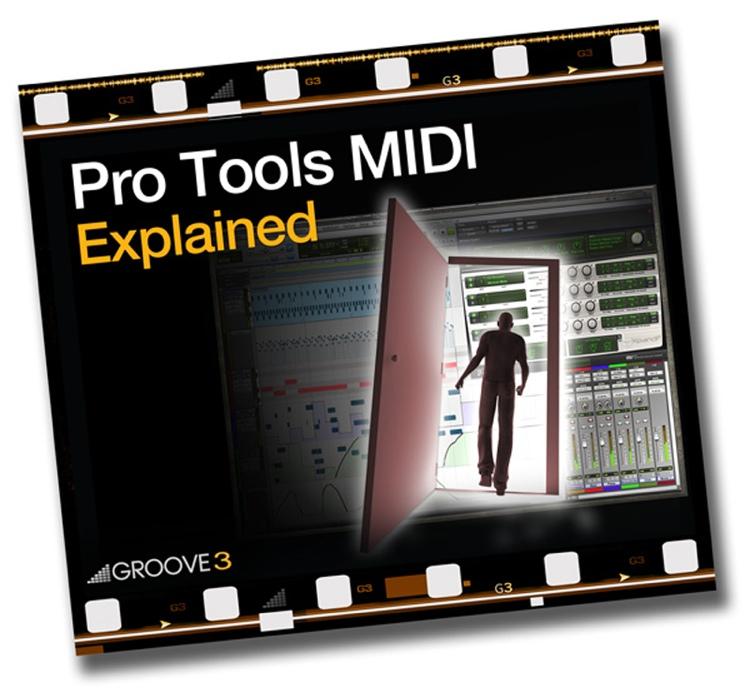 Groove3 ProTools 8 MIDI Explained image 1
