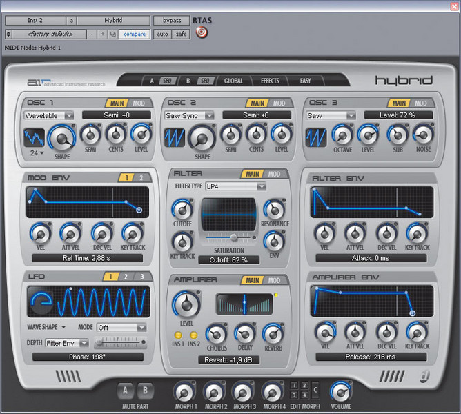 AIR Pro Tools Instrument Expansion Pack Upgrade from Hybrid 1.6 image 1
