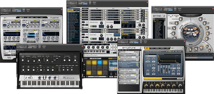 AIR ProTools Instrument Expansion Pack image 1
