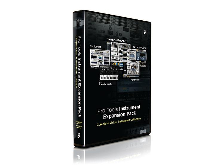Avid Pro Tools Instrument Expansion Pack image 1