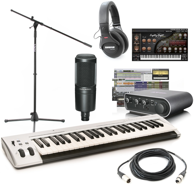 Avid Mbox Mini Studio Package image 1