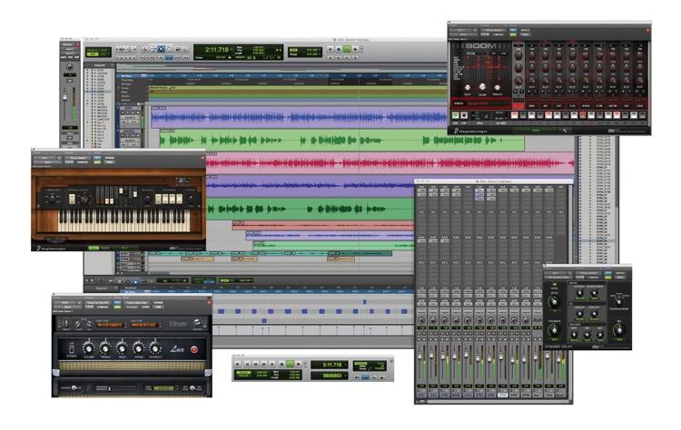 Avid Pro Tools M-Powered 8 - M-Powered (new install) image 1