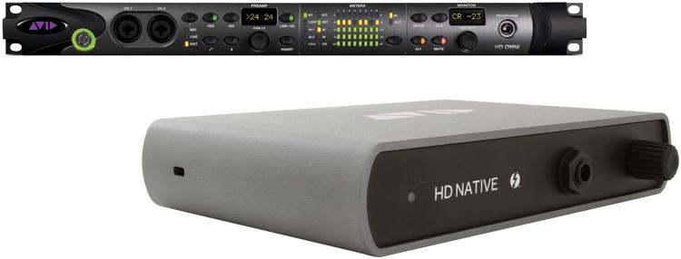 Avid Pro Tools|HD Native Thunderbolt + HD Omni image 1