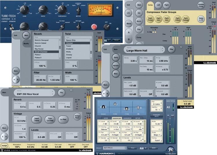 TC Electronic Production Bundle - TDM image 1