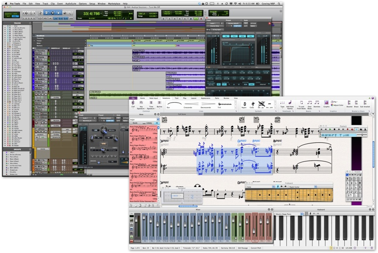 Avid Pro Tools / Sibelius Two Pack Bundle for Students image 1