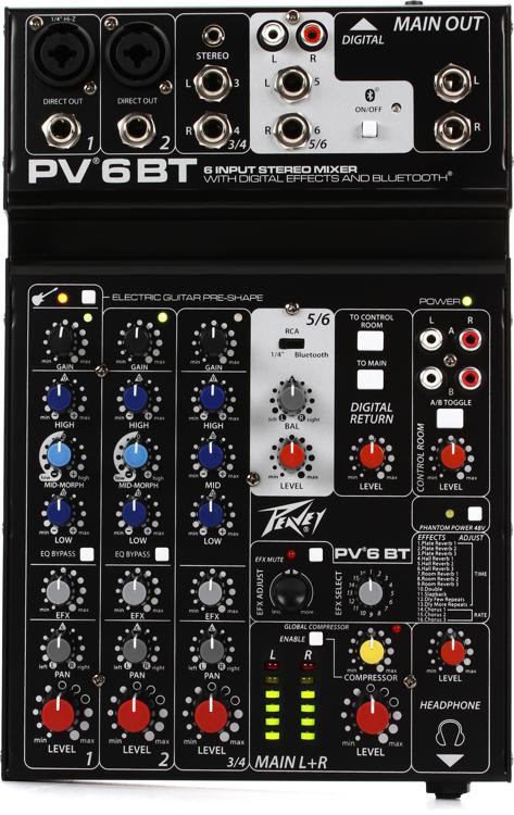 Peavey PV 6 BT image 1