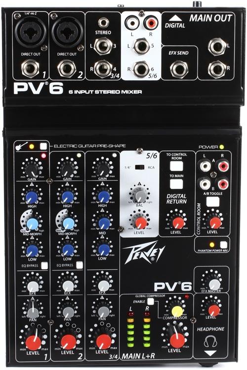 Peavey PV 6 v2 image 1
