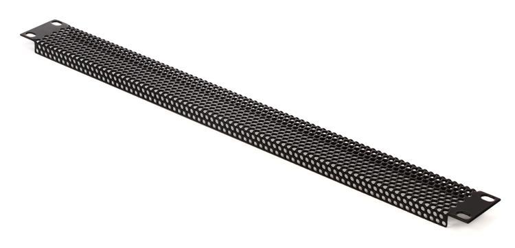 Raxxess PVP-1 Perforated Steel Vent Panel - 1U image 1