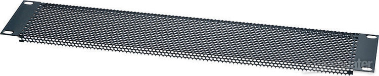 Raxxess PVP-3 Perforated Steel Vent Panel - 3U image 1