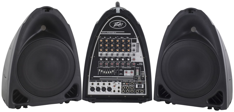Peavey PVi Portable Powered PA System image 1