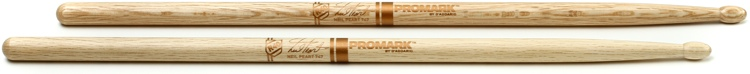 Promark PW747W-40 Neil Peart Limited-edition Rush 40th Anniversary Tour Drumsticks image 1