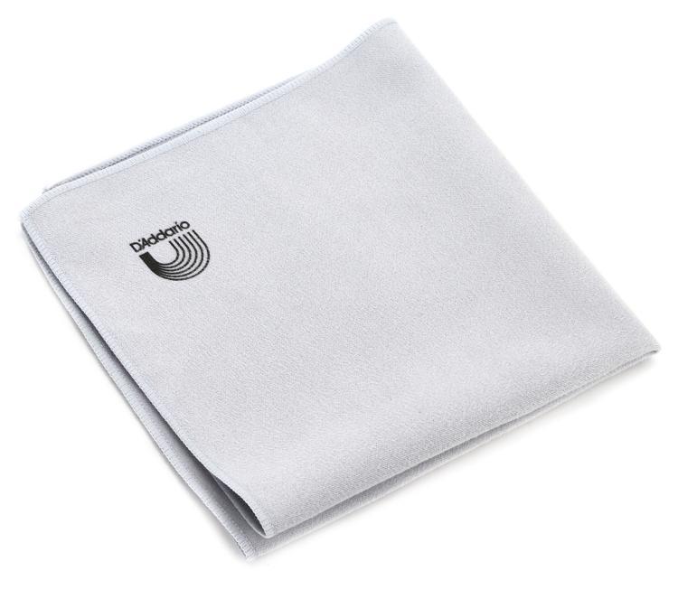 D\'Addario Planet Waves Micro-Fiber Polishing Cloth image 1