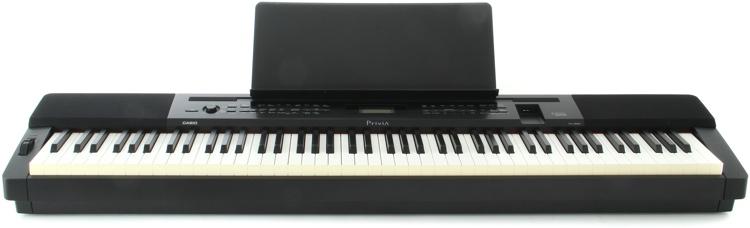 Casio Privia PX-350 Digital Piano- Black image 1