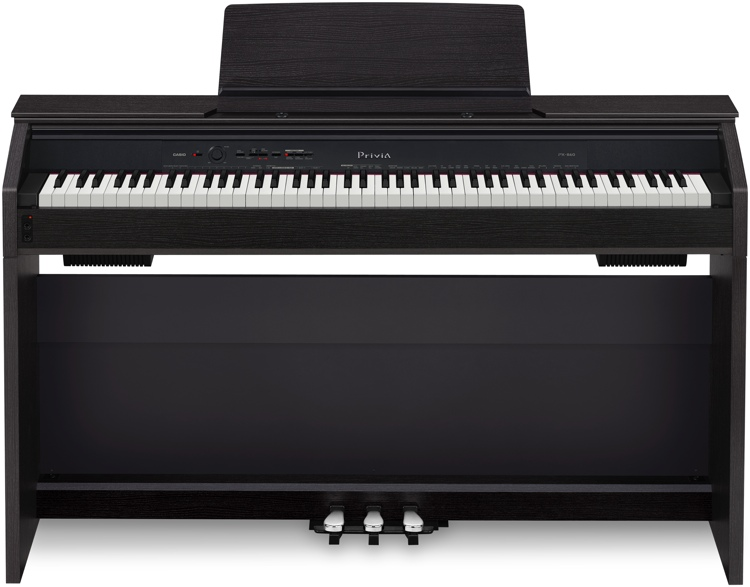 Casio Privia PX-860 - Black Finish image 1