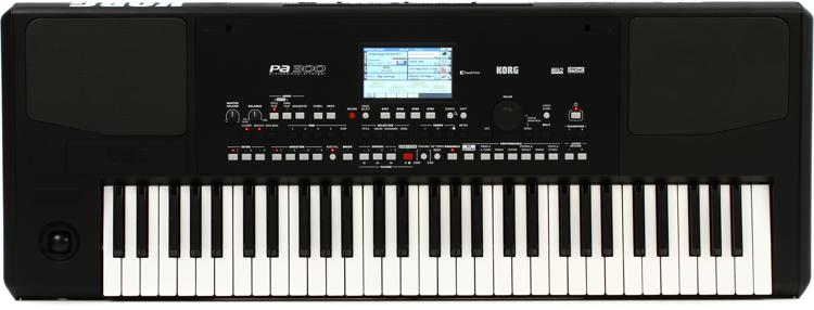 Korg Pa300 61-key Arranger Workstation image 1