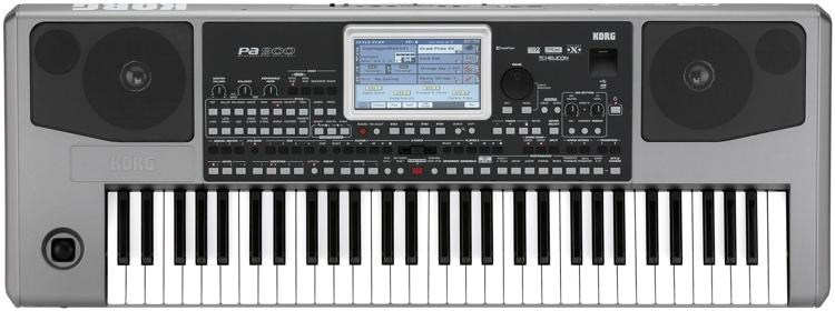 Korg Pa900 61-key Professional Arranger image 1