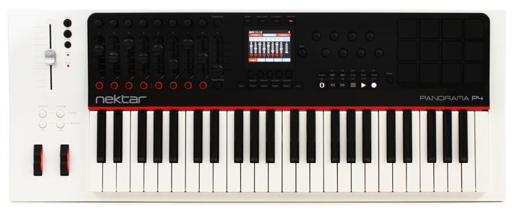 Nektar Panorama P4 49-key MIDI Controller Keyboard image 1