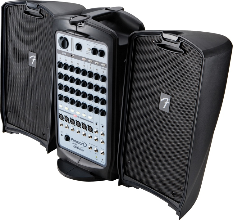 Fender Audio Passport 500 Pro image 1