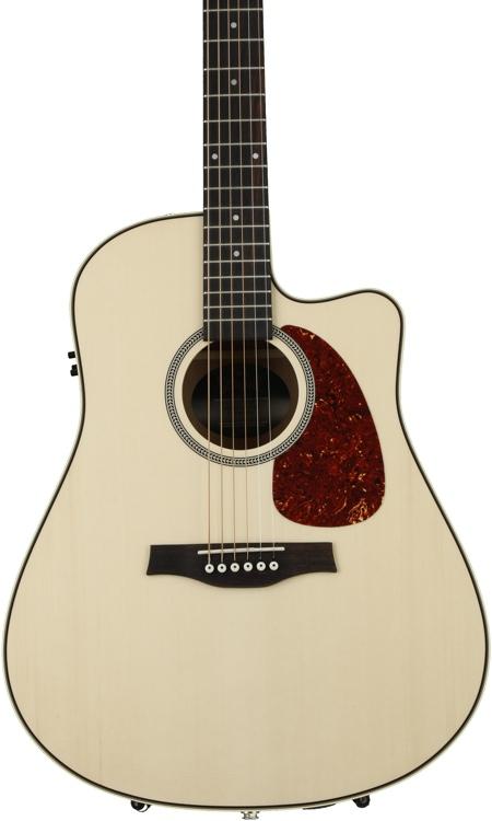 Seagull Guitars Performer Cutaway Flame Maple QI - Natural image 1