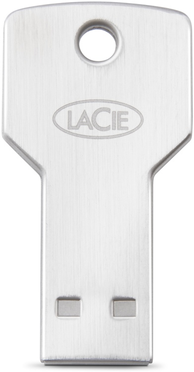 LaCie PetiteKey USB Flash Drive - 16GB, USB 2.0 image 1