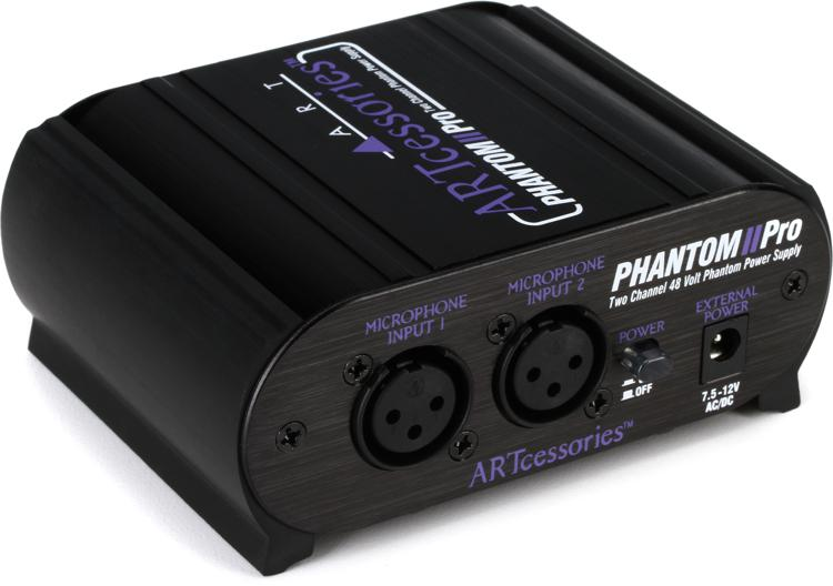 Power Supply Replacement for ART PHANTOM II PRO ADAPTER AC 9V