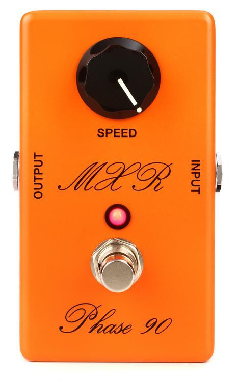 Mxr Script Phase 90 : mxr csp101sl script phase 90 pedal sweetwater ~ Vivirlamusica.com Haus und Dekorationen
