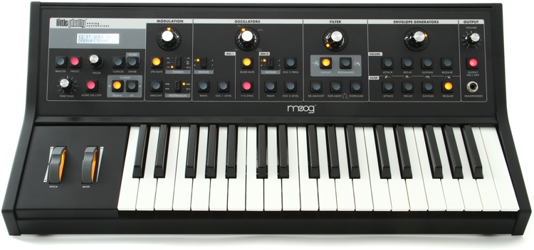 Moog Little Phatty Stage II image 1