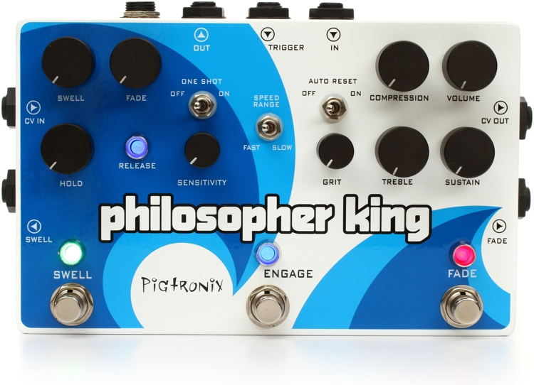 Pigtronix Philosopher King image 1