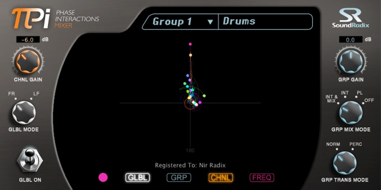 Sound Radix Pi Plug-in image 1