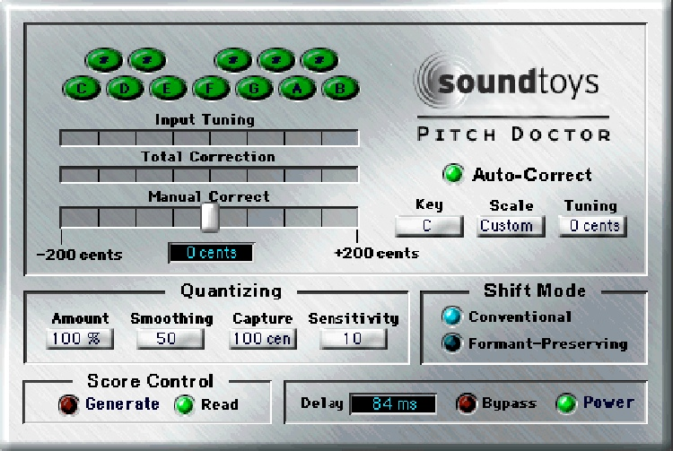 Soundtoys PitchDoctor Plug-in - TDM image 1