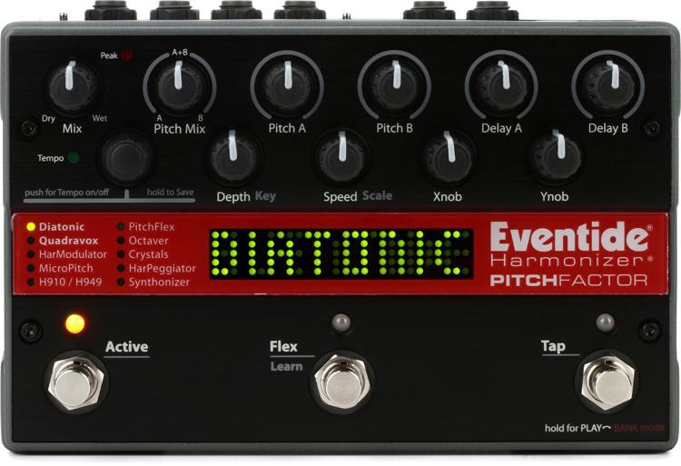 Eventide PitchFactor Harmonizer Pedal image 1