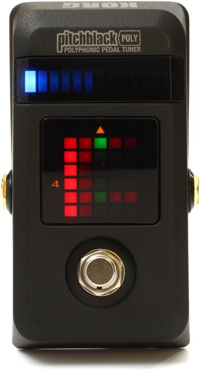 Korg Pitchblack Poly - Polyphonic Tuner Pedal image 1