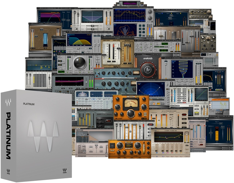 Waves Platinum Plug-in Bundle image 1