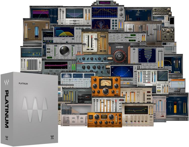 Waves Platinum Plug-in Bundle